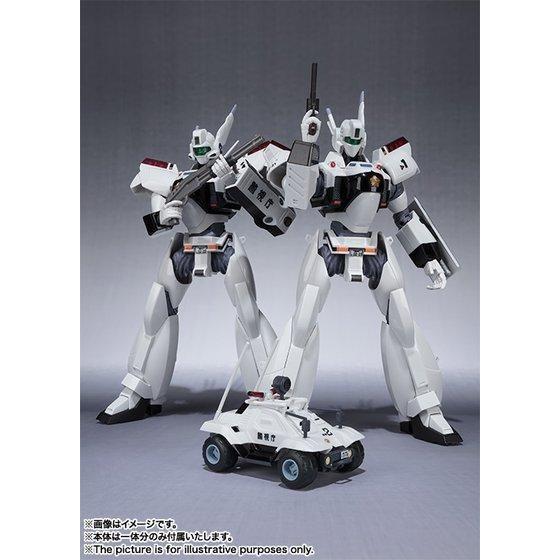 ROBOT魂 <SIDE LABOR> イングラム1号機&2号機パーツセット(PATLABOR the Movie)