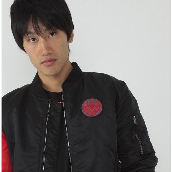 仮面ライダーオーズ アンク MA-1タイプジャケット