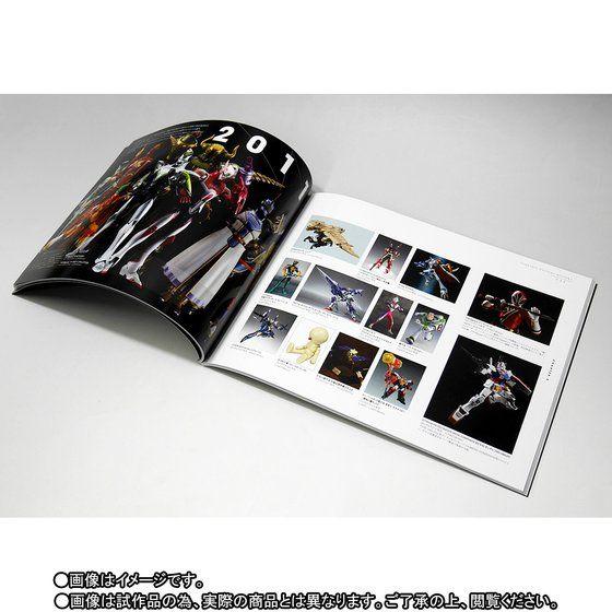 【先着販売】TAMASHII NATIONS 10th Anniversary picture record(図録)