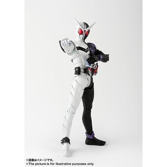 S.H.Figuarts(真骨彫製法) 仮面ライダーW ファングジョーカー