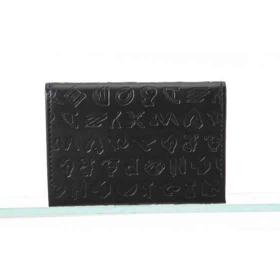 仮面ライダーW ガイアメモリ柄 本革名刺ケース