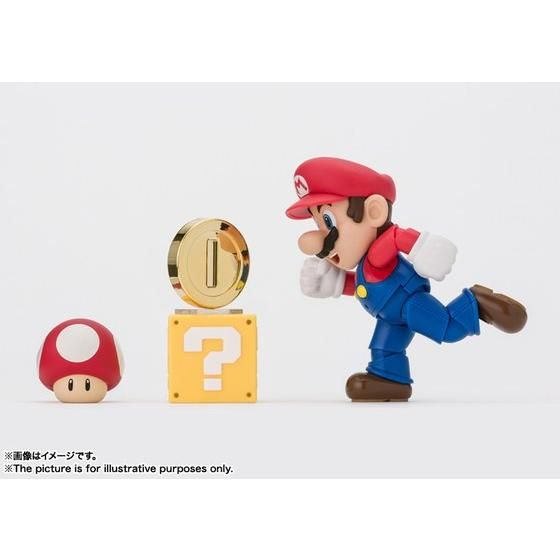 S.H.Figuarts マリオ(New Package Ver.)