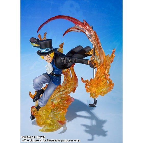 フィギュアーツZERO サボ -火拳-