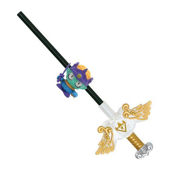 ぶっさし聖剣キャップ 勇者の羽