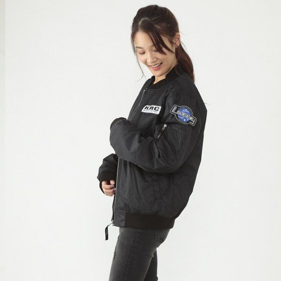 仮面ライダーフォーゼ MA-1タイプジャケット