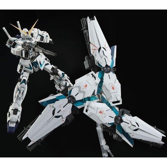PG 1/60 RX-0 ユニコーンガンダム(最終決戦Ver.)【再販】【3次:2018年2月発送】