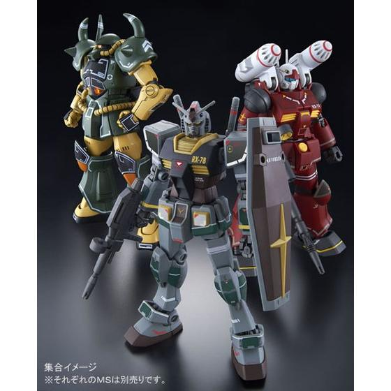 HGUC 1/144 ガンキャノン(21stCENTURY REAL TYPE Ver.)【再販】【2018年2月発送】