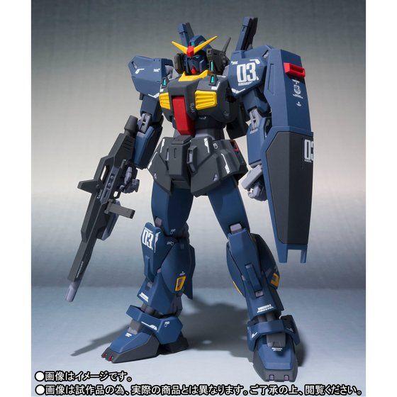 【2個セット】ROBOT魂 (Ka signature) 〈SIDE MS〉 ガンダムMk-II ティターンズ仕様(特別パーツ付)