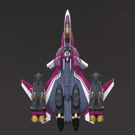 1/72 VF-31Cスーパージークフリード(ミラージュ・ファリーナ・ジーナス機)