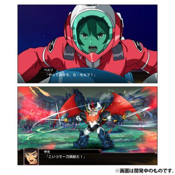 PS Vita スーパーロボット大戦X