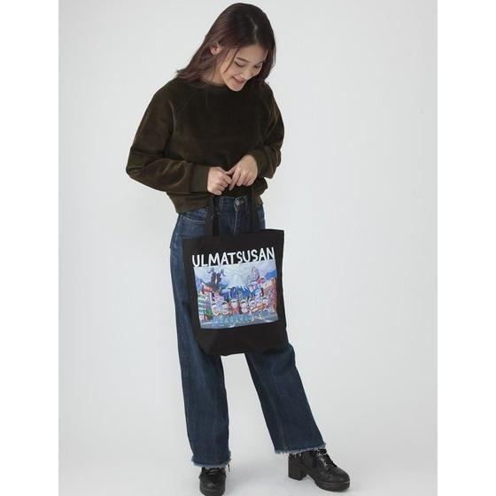 ウル松さん トートバッグ(綿キャンバス)