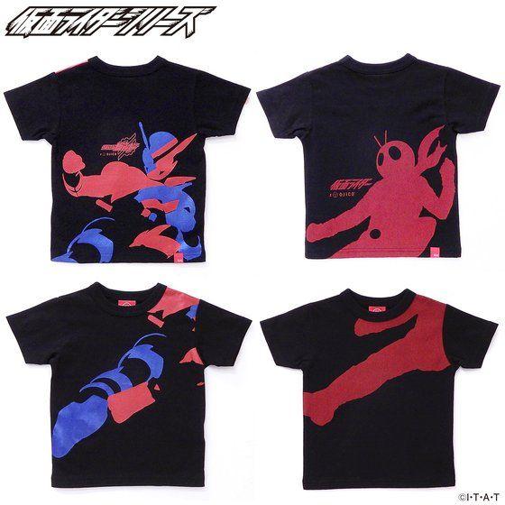 OJICO×仮面ライダー コラボレーションTシャツ サイズ4A