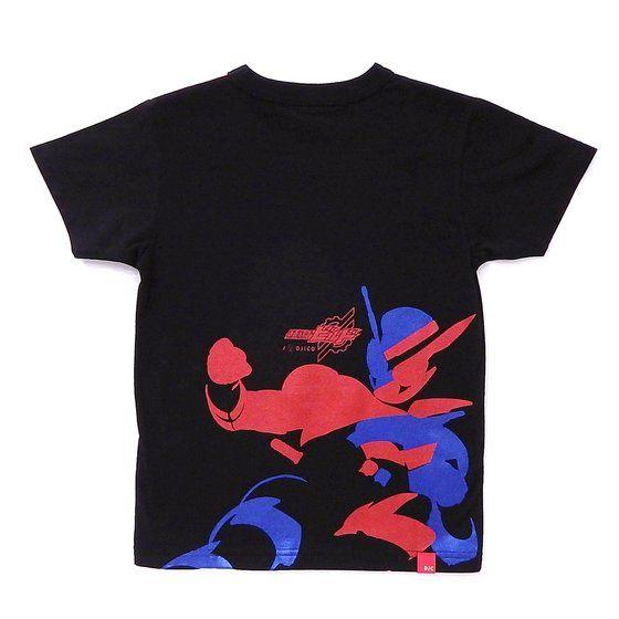 OJICO×仮面ライダー コラボレーションTシャツ サイズ8A