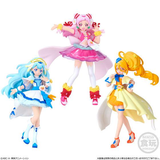 HUGっと!プリキュア キューティーフィギュア SpecialSet
