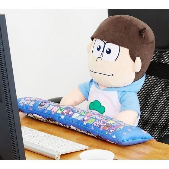 おそ松さん PCクッション カラ松【二次受注】