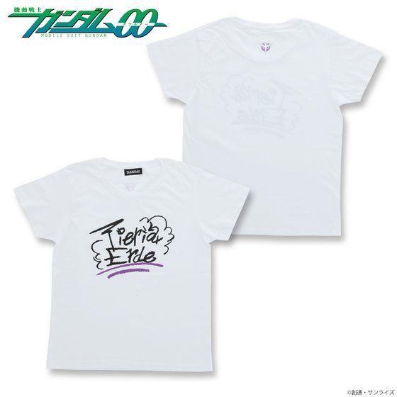 機動戦士ガンダム00 グラフィックデザイン レディースTシャツ 【2018年2月発送】