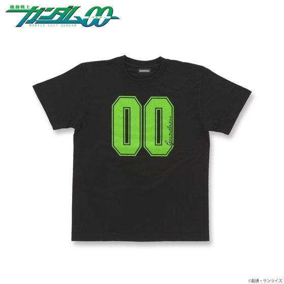 機動戦士ガンダム00 10th Tシャツ 黒