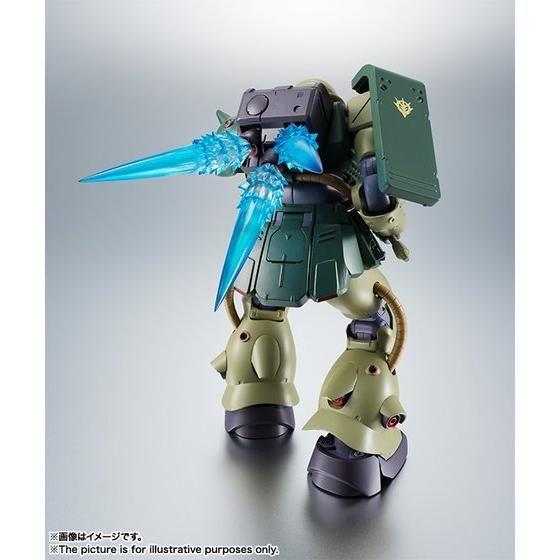 ROBOT魂 <SIDE MS> MS-06FZ ザクII改 ver. A.N.I.M.E.