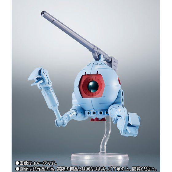 【1対3】ROBOT魂 〈SIDE MS〉 MS-09R リック・ドム&RB-79 ボール ver. A.N.I.M.E.(ボール増援3機編隊セット)