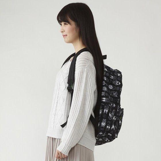 仮面ライダー45th エグゼイド&仮面ライダーシリーズ デフォルメ柄 リュック