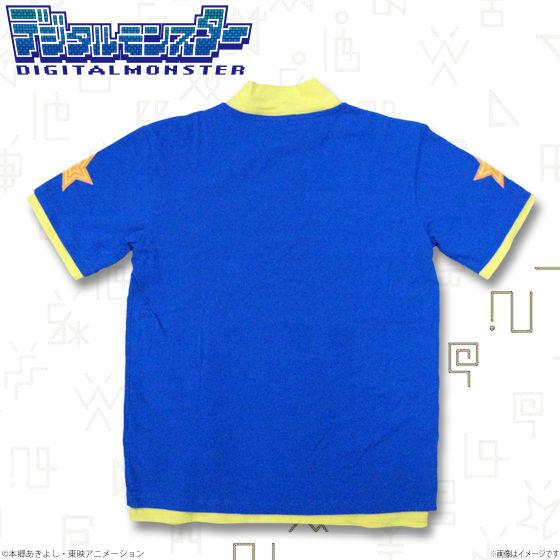 デジタルモンスター デジモンアドベンチャー 八神太一モデルTシャツ
