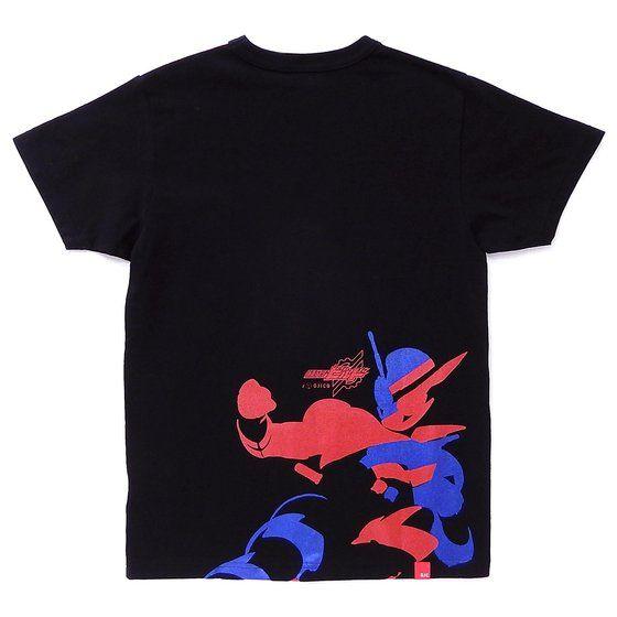 OJICO×仮面ライダー コラボレーションTシャツ サイズレディースL