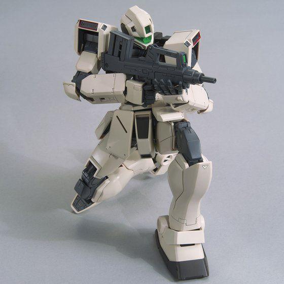 MG 1/100 ジム・コマンド(コロニー戦仕様)