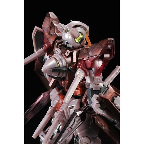 RG 1/144 ガンダムエクシア (トランザムモード) グロスインジェクションVer.【再販】【2次:2018年4月発送】