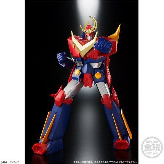 スーパーミニプラ無敵超人ザンボット3 ザンボット・ムーンアタック Special Ver.【プレミアムバンダイ限定】