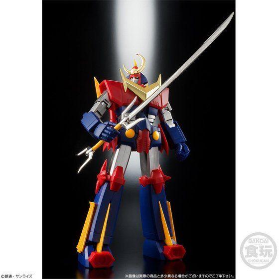 スーパーミニプラ無敵超人ザンボット3 ザンボット・ムーンアタック Special Ver.