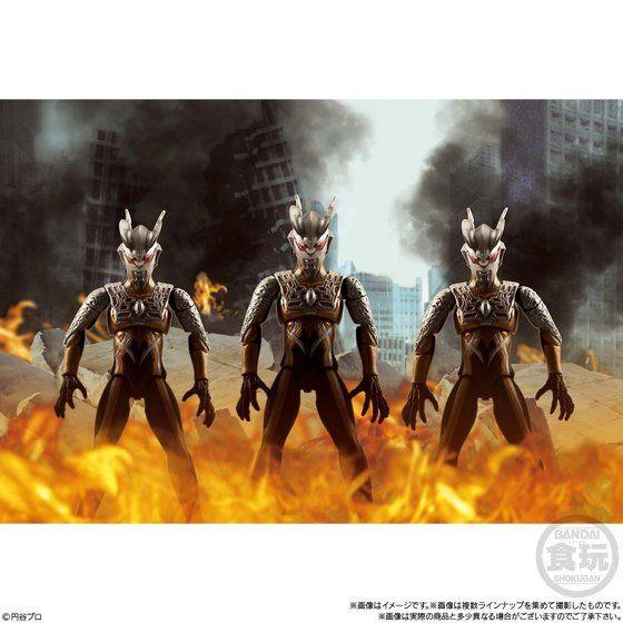 SHODOウルトラマンVS6(10個入)
