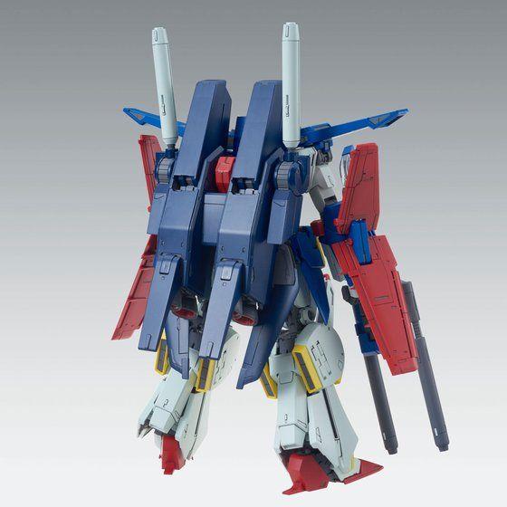 MG 1/100 強化型ダブルゼータガンダム Ver.Ka  【3次:2018年3月発送】
