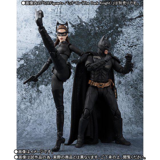 S.H.Figuarts キャットウーマン(The Dark Knight Rises)