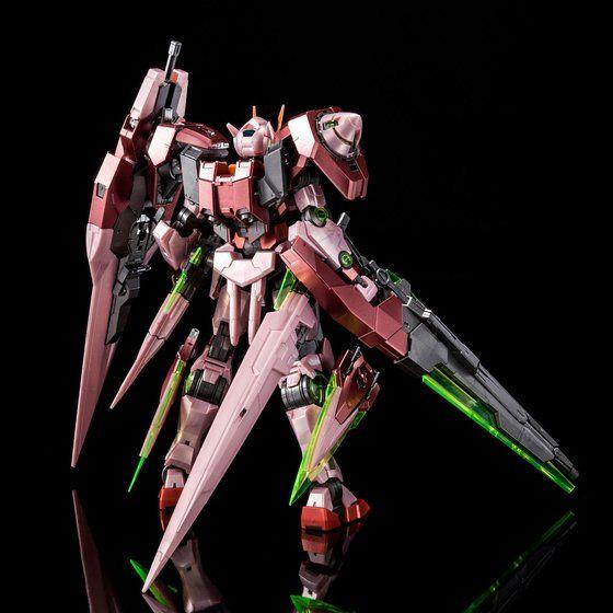 MG 1/100 ダブルオーガンダム セブンソード/G (トランザムモード)