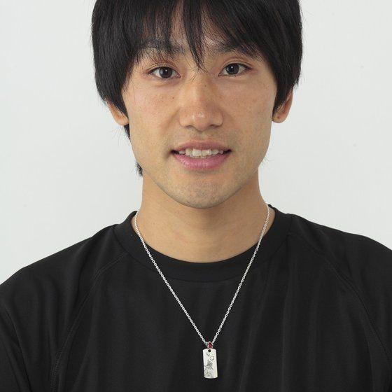 仮面ライダーオーズ×haraKIRI アンク silver925 ネックレス