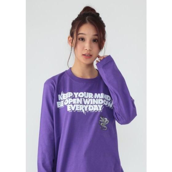 仮面ライダービルド 万丈龍我Tシャツ 紫