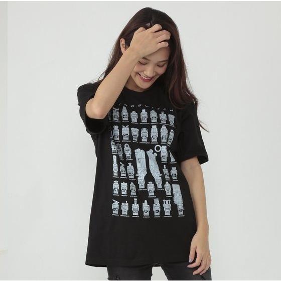 仮面ライダーフォーゼ スイッチ柄 Tシャツ