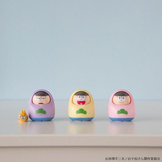 #うなずきん×おそ松さん 6つ子セット