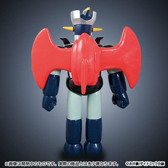ブルマァクスーパーロボットシリーズ マジンガーZ ジェットスクランダー版