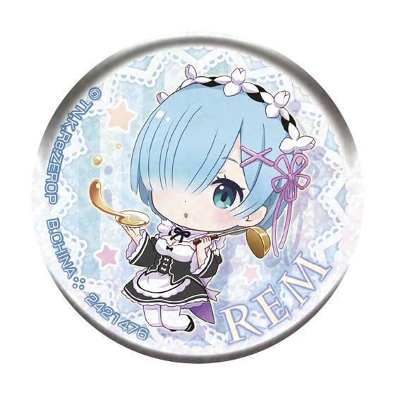 【mini】Re:ゼロから始める異世界生活 缶バッジ