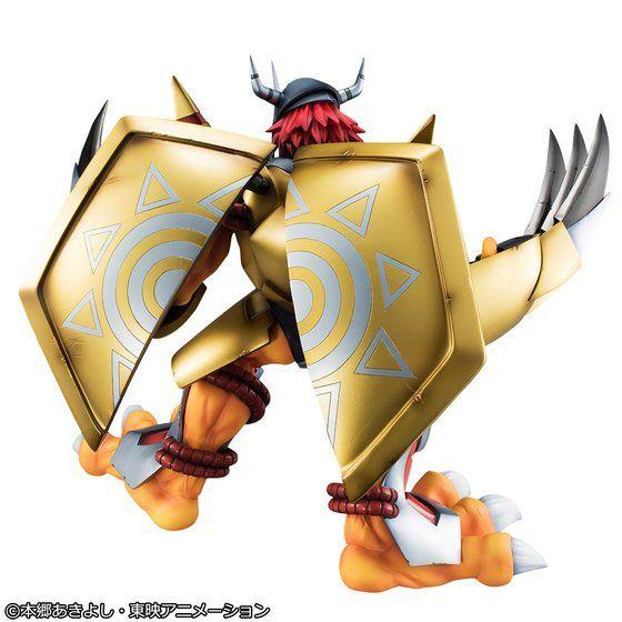 Precious G.E.M.シリーズ デジモンアドベンチャー ウォーグレイモン&八神太一