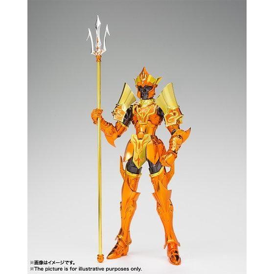 聖闘士聖衣神話EX 海皇ポセイドン インペリアルスローンセット