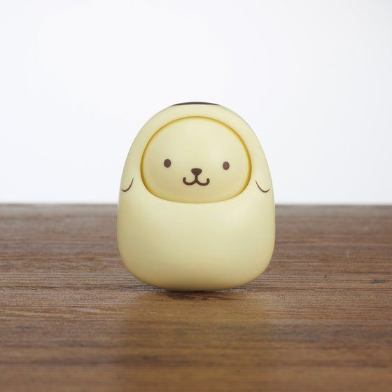 #うなずきん×SANRIO CHARACTERS ポムポムプリン