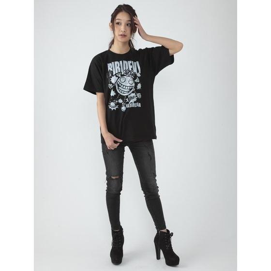 電磁戦隊メガレンジャー Tシャツ ビビデビ柄