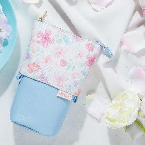 DELDE スライドポーチ Happy Spring (全4種)