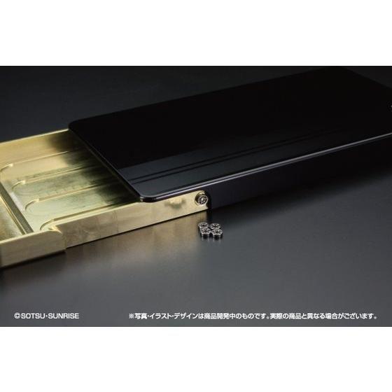 機動戦士ガンダム ジュラルミンカードケース【3次:2018年3月発送】