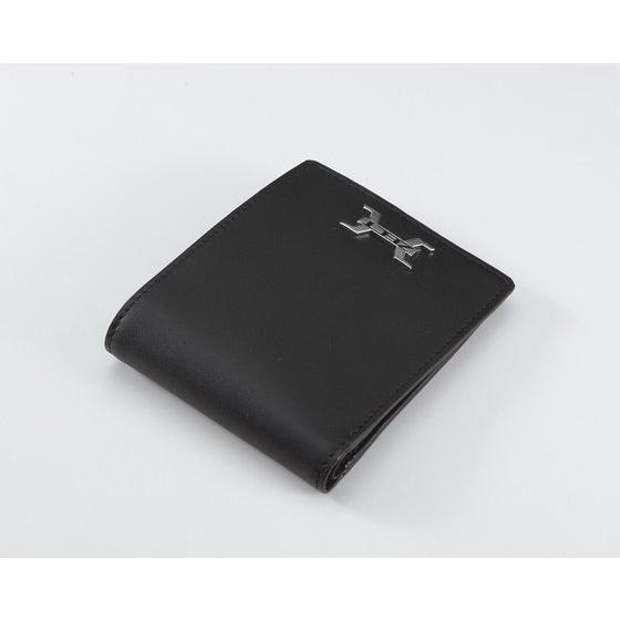 仮面ライダーカブト ZECT(ゼクト) 本革二つ折り財布