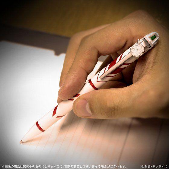 機動戦士ガンダムUC ユニコーンガンダム ヒーローの書き心地(ボールペン)