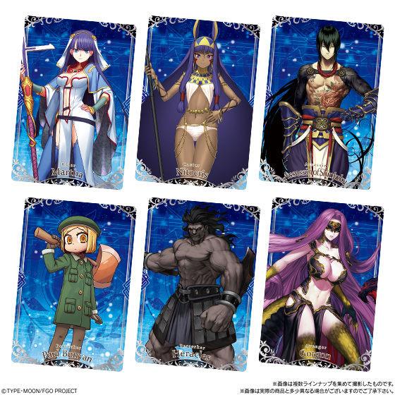 Fate/Grand Orderウエハース2