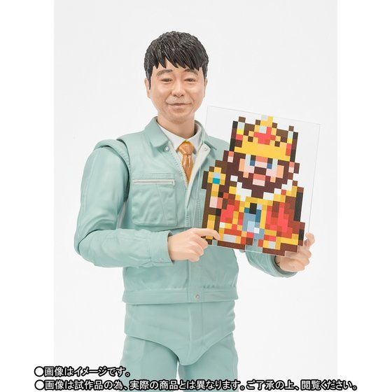 S.H.Figuarts ゲームセンターCX 有野課長(いけそう缶Ver.)